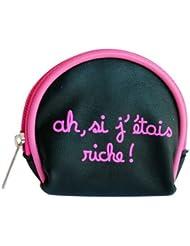 Porte monnaie Ah si j'étais riche !