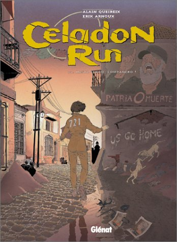 Celadon Run, tome 3
