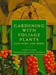 Gardening With Foliage Plants: Leaf, Bark, and Berry