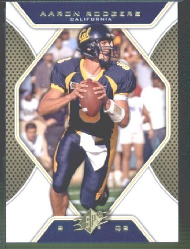 new arrivals 5d65a f8b6d Upper Deck SPx 2010 Football#2 Golden Aaron Rodgers-Ours/NFL Green Bay  Packers (cartes à collectionner)