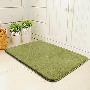 Teppich Eingang fußmatte innen grün deine wohnideen de