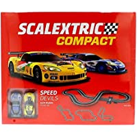 Scalextric - Speed Devils, Color Rojo (Scale Competition Xtreme S.L. C10255S500)