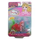 Lively Moments Filly Royale 1 Pferdchen mit Swarovskistein / Single Pack / Pferd Spielzeug / Spielfigur Prinzessin Amira