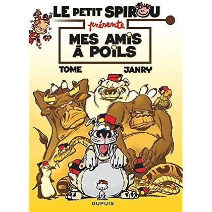 Le petit Spirou présente, Tome 4 : Mes amis à poils : Opé été 2019