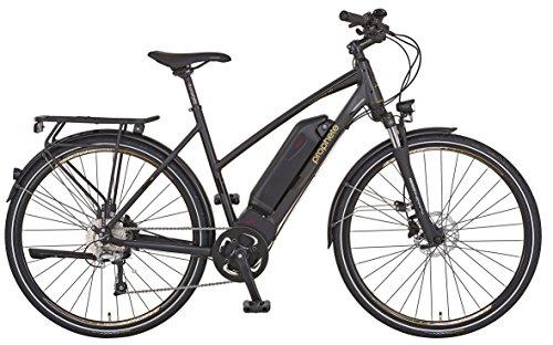 "Prophete E-Bike, 28\"", Entdecker e8.8, AEG ComfortDrive Mittelmotor,36V,250W,max.100 Nm, SHIMANO 10-Gang Kettenschaltung, AEG Downtube-Akku Lithium-Ionen,36V, 16Ah (576Wh),SHIMANO hydr. Scheibenbremsen"