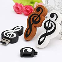 Description: Color: White/Black/Brown Capacity: 8GB Net Weight: 16g Size: Approx. 6.5cmx3.2cmx0.9cm Writing Speed: 6M/S; Reading Speed: 15M/S Compatible with USB 1.1/2.0 Compatible with PC, Notebook, MAC Modern design, make it elegant Store your pict...