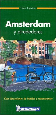 Amsterdam (en espagnol) par Guide Vert