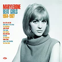 Marylebone Beat Girls (180 Gr.Orange Vinyl) [Vinyl LP]