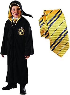 GenialES Disfraz de Uniforme y Corbata de Colegio para Halloween Carnaval Cosplay para Ninos y Adultos