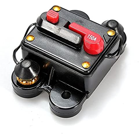 150A Auto Marine Bike Stereo Audio Inline Circuit Breaker