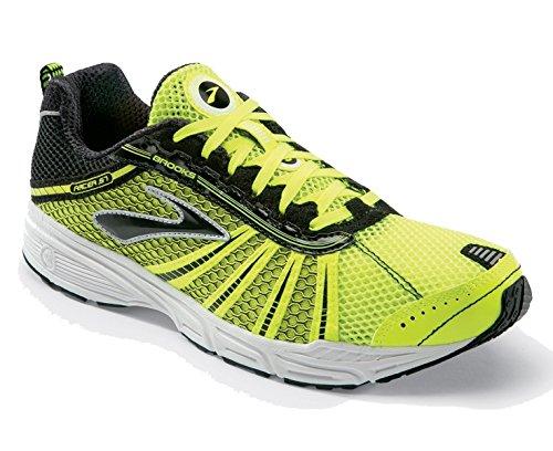 Brooks Racer St 5, Chaussures de Running Compétition Mixte Adulte Gelb