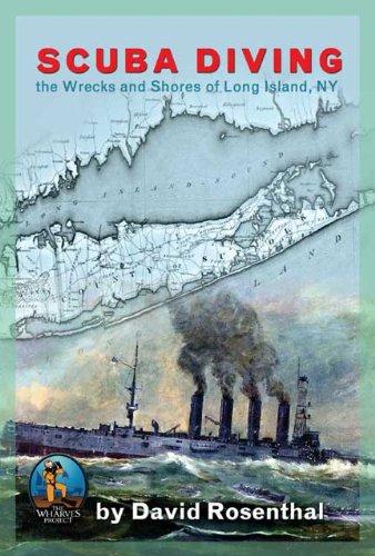 SCUBA DIVING the Wrecks and Shores of Long Island, NY (English Edition) Shinnecock Bay