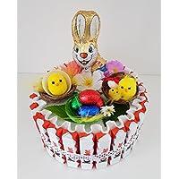 Geschenk zu Ostern, Ostergeschenke, Kinderschokolade Torte, Geschenk für Kinder, Oster-Hase
