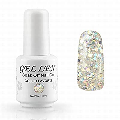 Gellen Brand UV LED Gel Nail Polish 8mL Nail Lacquer Gel Nail Polish Gel Colors