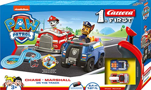 Carrera- Paw Patrol-on The Track, 20063033, coloré