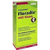 Floradix mit Eisen, Tonikum, 250 ml preisvergleich bei billige-tabletten.eu