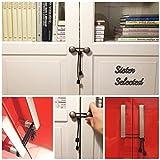 Child Baby Safety Cabinet Lock Latch Str...