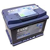 EXIDE PREMIUM Carbon Booster EA 612 12V 61AH Starterbatterie Neues Modell 2014/15