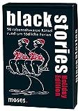 moses. black stories Holiday Edition   50 rabenschwarze Rätsel   Das Krimi Kartenspiel