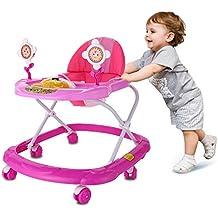 AMIDO Andador para Bebés Niño Tacatá Primeros Pasos Diseño Coche, Andador de Actividades (EU STOCK)
