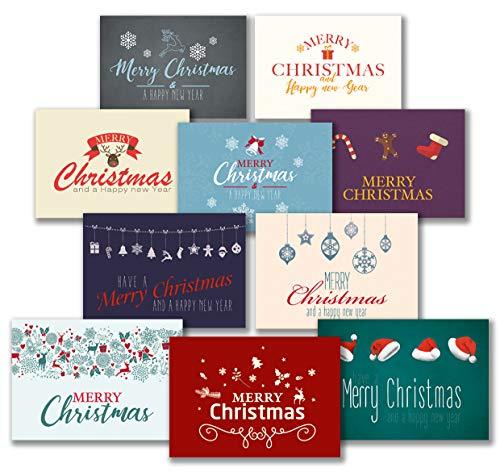 ᐅᐅ】Die 20 BESTEN weihnachtskarten gratis im Test günstig