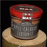 Max Metzger Apfel-Calvados Paté (100g Glas)