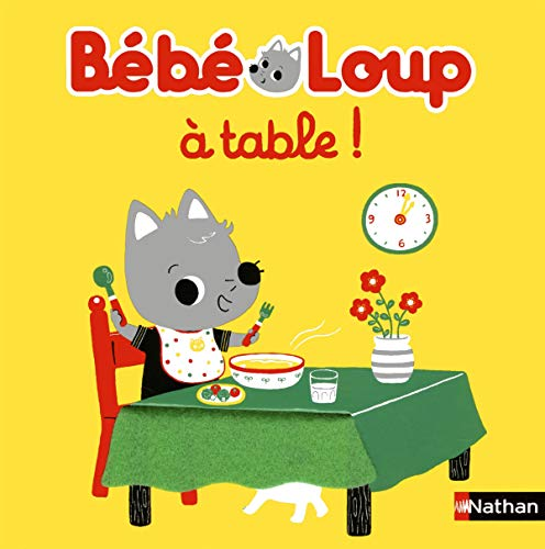 Telecharger Bebe Loup A Table Des 6 Mois En Epub Pdf