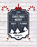 X'mas Planner: Christmas Party Planner, Gift planner, Party Planner Merry Organizer, Merry Christmas Daily, Merry Christmas Notebook, Merry Xmas Journal, Christmas Countdown, Christmas Shopping
