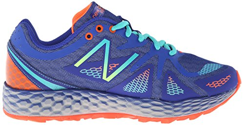 New Balance  WT980 B, Chaussures de course femmes Bleu - Blau (BG BLUE/GREEN)