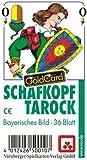 05219910001 - Nürnberger Spielkarten - Schafkopf Classic, bayerisches Bild im Klarsichtetui
