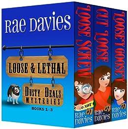Loose & Lethal: Dusty Deals Mystery Series Box Set: Books 1 - 3 by [Davies, Rae, Devoti, Lori]