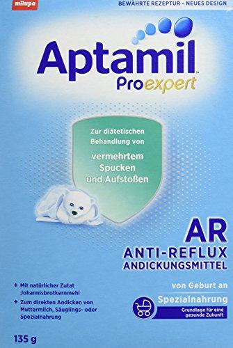 Aptamil AR Andickungsmittel von Geburt an, 6er Pack (6 x 135 g)