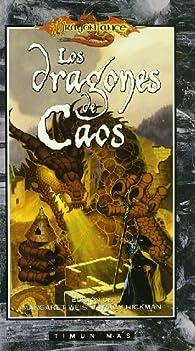 Dragones de caos, los par Margaret Weis