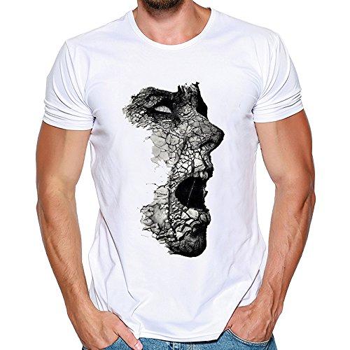 Innerternet t-shirt manica corta estiva da uomo,eleganti estivi,top strane vintage divertenti ragazzo elegante intimo lunga fashion tecnica modellante taglia forti