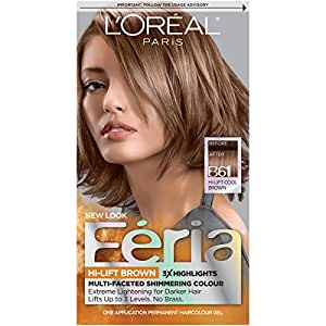 L Oreal Feria Hi Lift Browns Downtown Brown Amazon Co Uk
