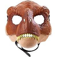 Jurassic World Máscara Tyrannosaurus Rex, No aplica (Mattel FLY93)