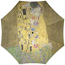 Amigos de la novedad regalos de cumpleaños presenta el beso por Gustav Klimt 100% tela