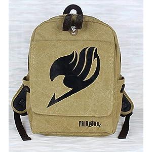 Fairy Tail lienzo mochila bolsa