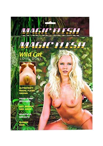 ZBF 6700001016 Magic Flesh Wild Cat Love Doll, Ultra Soft Vagina