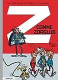 Spirou et Fantasio, Tome 15 - Z comme Zorglub