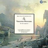 Ralph Vaughan Williams : Les 9 Symphonies (Coffret 6 CD)