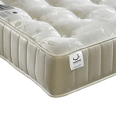 Happy Beds Ortho Royale Orthopaedic Bonnell Spring Mattress - inexpensive UK light store.