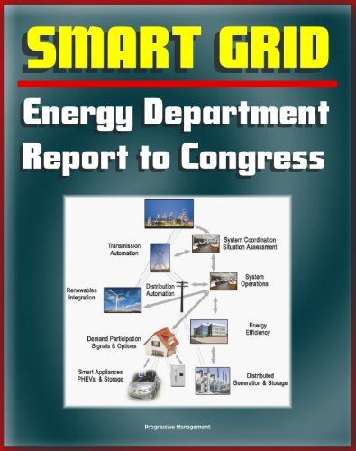 2012 Smart Grid System Report to Congress - Smart Electric Meters, Renewables Integration, Electric Cars and Vehicles, Transmission Automation, Grants ... Energy Efficiency (English Edition) -
