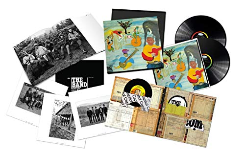 Music From Big Pink - 50th Anniversary Edition (Super Deluxe) (45rpm)