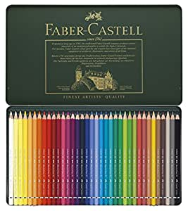 faber castell 117536 aquarellstifte albrecht d rer 36er. Black Bedroom Furniture Sets. Home Design Ideas