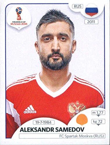 Sticker M5 Panini WM Sticker 2018 World Cup Russia Mario Götze McDonalds
