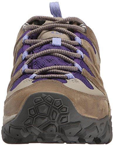 Merrell Chameleon Shift Vent, Chaussures de ville femme Vert (Stucco/Purple)