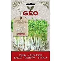 Geo Berros Semillas para germinar, Marrón, 12.7x0.7x20 cm