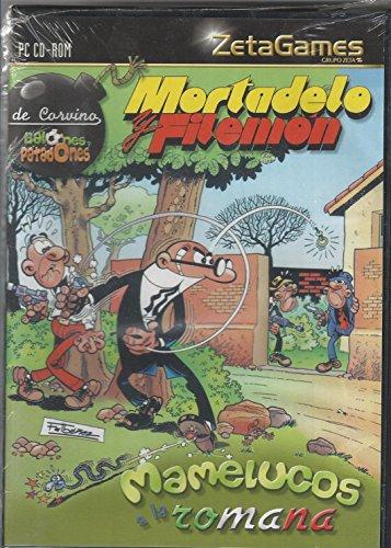 mamelucos-a-la-romana-mortadelo-y-filemon