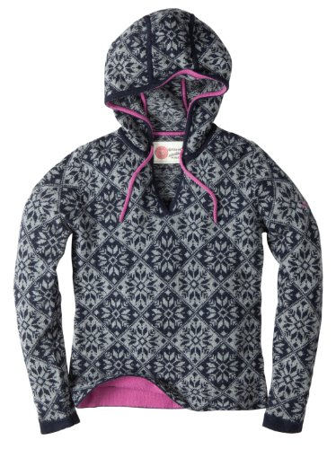 Bogner Fire + Ice Pull en tricot pour Salita Bleu - All Over Print